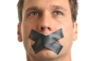 man-with-mouth-taped-shut